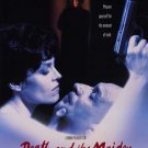 Death And The Maiden (1994) - Sigourney Weaver  DVD