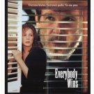 Everybody Wins (1990) - Nick Nolte  DVD