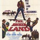 The Broken Land (1962) - Kent Taylor  DVD