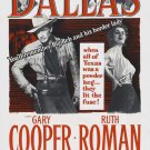 Dallas (1950) - Gary Cooper  DVD