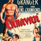 Caravan (1946) - Stewart Granger  DVD