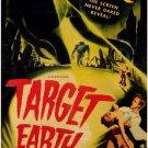 Target Earth (1954) - Richard Denning  DVD