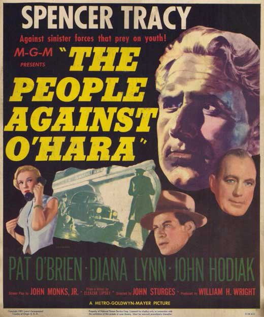 People Against O´Hara (1951) - Spencer Tracy  DVD