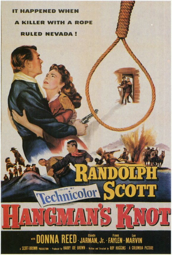 Hangman´s Knot (1952) - Randolph Scott  DVD
