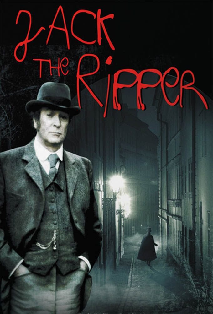 Jack The Ripper (1988) : The Complete TV Miniseries - Michael Caine  DVD