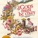 Gods Must Be Crazy (1980)  DVD