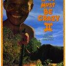Gods Must Be Crazy 2 (1988)  DVD