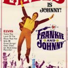 Frankie And Johnny (1965) - Elvis Presley  DVD