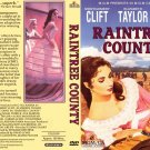 Raintree Country (1957) - Elizabeth Taylor  DVD