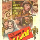 The Story Of G.I. Joe (1945) - Robert Mitchum  DVD