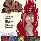 She (1968) - Christopher Lee DVD