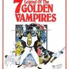Legend Of The 7 Golden Vampires (1974) - Peter Cushing  DVD