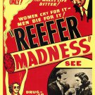 Reefer Madness (1936) - Kenneth Craig COLORIZED  DVD