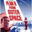 Plan 9 From Outer Space (1959) - Ed Wood  COLORIZED DVD