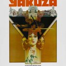 The Yakuza (1974) - Robert Mitchum  DVD