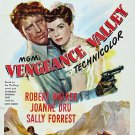 Vengeance Valley (1950) - Burt Lancaster  DVD