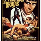 The Bloody Judge (1970) - Christopher Lee  UNCUT DVD