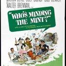 Who´s Minding The Mint ? (1967) - Jim Hutton  DVD