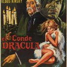 Count Dracula (1970) - Christopher Lee  DVD