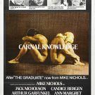 Carnal Knowledge (1971) - Ann-Margret  DVD