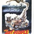 The Bat People (1974) - Stewart Moss  DVD