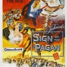 Sign Of The Pagan (1954) - Jeff Chandler  DVD