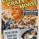 Chief Crazy Horse (1955) - Victor Mature  DVD