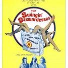 The Swinging Stewardesses (1971) - Ingrid Steeger  DVD