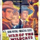 War Of The Wildcats (1943) - John Wayne  DVD