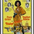 Friday Foster (1975) - Pam Grier  DVD