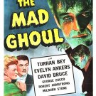 The Mad Ghoul (1943) - George Zucco  DVD