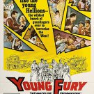 Young Fury (1964) - Rory Calhoun  DVD