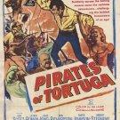Pirates Of Tortuga (1961) - Ken Scott  DVD