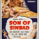 Son Of Sinbad (1955) - Vincent Price  DVD