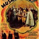 The Three Musketeers : The Complete Serial (1933) - John Wayne  DVD