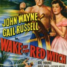 Wake Of The Red Witch (1948) - John Wayne  DVD