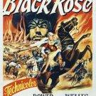 The Black Rose (1950) - Tyrone Power  DVD