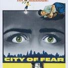 City Of Fear (1959) - Vince Edwards  DVD