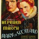 Mary Of Scotland (1936) - Katherine Hepburn  DVD