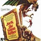 Jack The Giant Killer (1962) - Kerwin Mathews  DVD