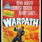 Warpath (1951) - Edmond O´Brien  DVD