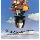 On A Clear Day You Can See Forever (1970) - Barbra Streisand  DVD