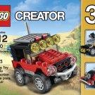 LEGO Creator Desert Racers 31040 (65 pcs) Ages 6 - 12