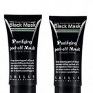 SHILLS Blackhead Remover Peel Acne Black Mud Face Mask (2 PACKS)