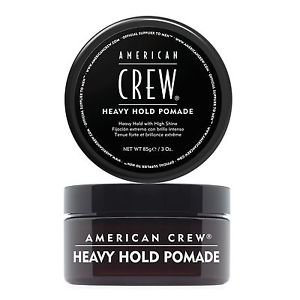 American Crew Heavy Hold Pomade 85g (2 Pack)