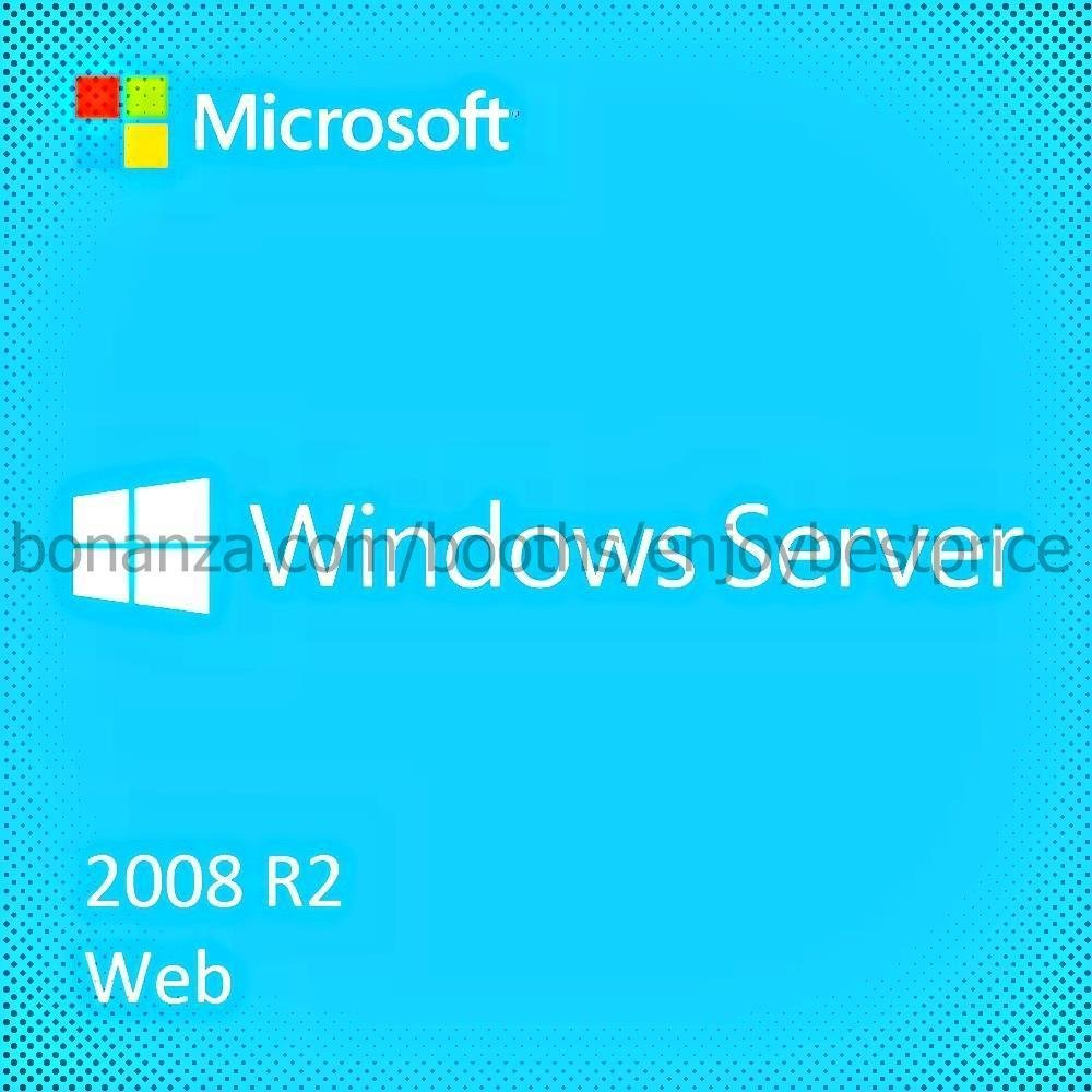 Microsoft Windows Server 2008 R2 Web 64 bit Lifetime KEY + Download Link