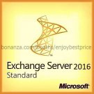 Microsoft Exchange Server 2016 Standard 64 bit 1 User CAL |Lifetime| KEY and D/L