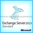 Microsoft Exchange Server 2013 Standard 64bit 1 User CAL |Lifetime| KEY and D/L