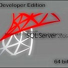Microsoft SQL Server 2016 Developer 64bit Lifetime FULL Edition Download Link