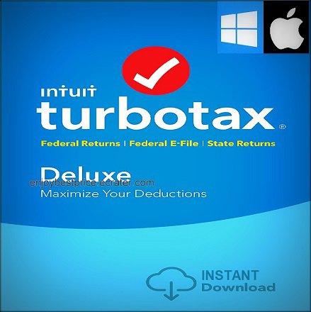 turbotax deluxe mac download 2017